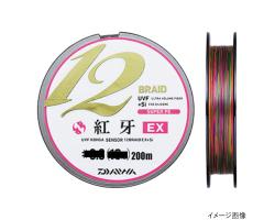 Daiwa UVF Kohga Sensor 12 Braid EX + Si 200m