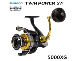 Shimano 15 Twin Power SW 5000XG