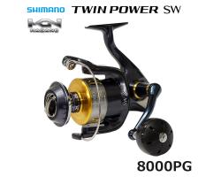 Shimano 15 Twin Power SW 8000PG