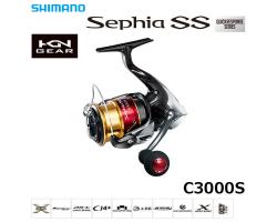 Shimano 15 Sephia SS C3000S