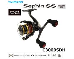 Shimano 15 Sephia SS C3000SDH