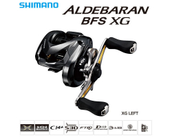 Shimano 16 Aldebaran BFS XG LEFT