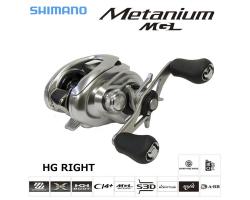 Shimano 16 Metanium MGL HG