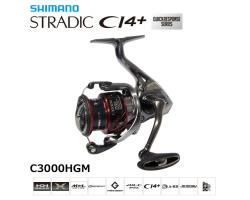 Shimano 16 Stradic CI4+ C3000HGM