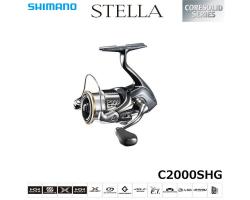 Shimano 18 Stella C2000S