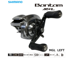 Shimano 18 Bantam MGL LEFT