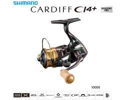 Shimano 18 Cardiff CI4+ 1000S