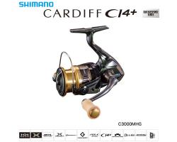 Shimano 18 Cardiff CI4+ C3000MHG