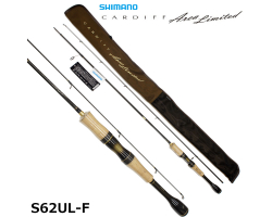 Shimano Cardiff Area Limited S62ULF