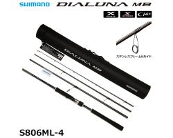 Shimano 17 Dialuna MB S806ML-4