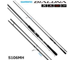 Shimano 18 Dialuna S106MH