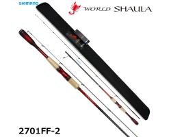 Shimano 18 World SHAULA 2701FF-2 Red Type
