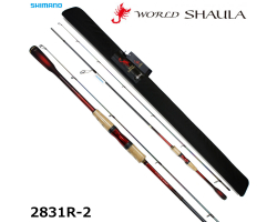 Shimano 18 World SHAULA 2831R-2 Red Type