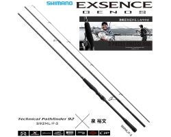 Shimano 18 Exsence Genos S92ML/F-3