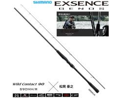 Shimano 18 Exsence Genos S90MH/R