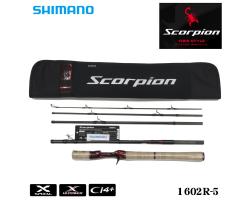 Shimano 19 Scorpion 1602R-5