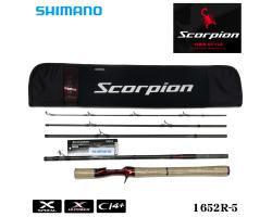 Shimano 19 Scorpion 1652R-5