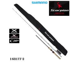 Shimano 19 Scorpion 1631FF-2