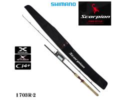 Shimano 19 Scorpion 1703R-2