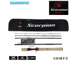 Shimano 19 Scorpion 15101F-5