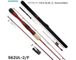 Shimano 19 World SHAULA Technical Edition S62UL-2/F