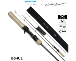 Shimano 20 Cardiff Native Special B54UL