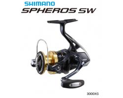 Shimano 19 Spheros SW 3000XG