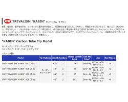 Breaden Trevalism «KABIN» 506CT-tip