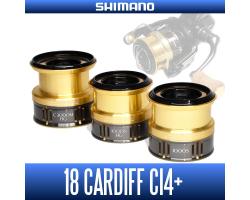 Шпуля Shimano 18 Cardiff CI4+ 1000S 1000SHG