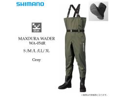Вейдерсы Shimano WA-054R
