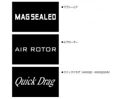 Daiwa 17 Windcast 4000