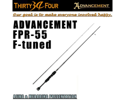 Thirty34Four Advancement FPR-55 F-tuned