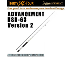 Thirty34Four Advancement HSR-63 Version2