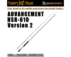 Thirty34Four Advancement HSR-610 Version2
