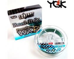 YGK Real Dtex Premium WX8 210m
