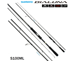 Shimano 18 Dialuna S100ML