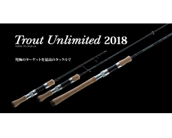 Jackson Trout Unlimited TUST-454UL