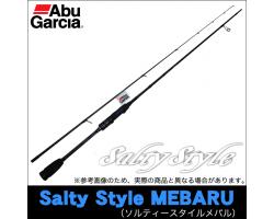 Abu Garcia Salty Style KR-X Mebaru STMS-802LT-KR