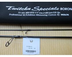 M&N Twitchn Speciale BORON TS-504MN-HTZ