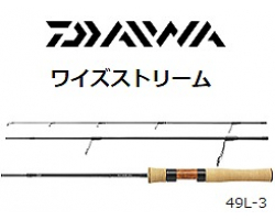 Daiwa Wise Stream 49L-3