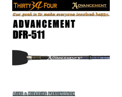 Thirty34Four Advancement DFR-511