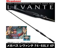 Megabass 19 LEVANTE F4-68LV 4P