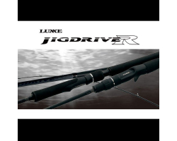 Gamakatsu Luxxe JigDriveR S64FL-solid