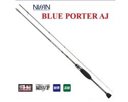 Nissin Ares Blue Porter AJ 509S