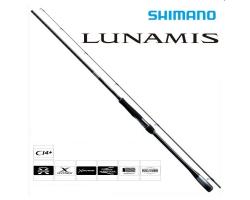Shimano 20 Lunamis S86ML