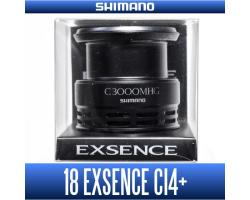 Шпуля Shimano 18 Exsence CI4 + C3000MHG