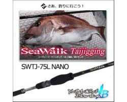 Yamaga Blanks SeaWalk Taijigging SWTJ-75L NANO