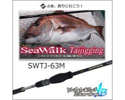 Yamaga Blanks SeaWalk Taijigging SWTJ-63M