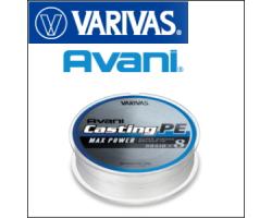 Varivas Avani Casting PE Max Power 200m