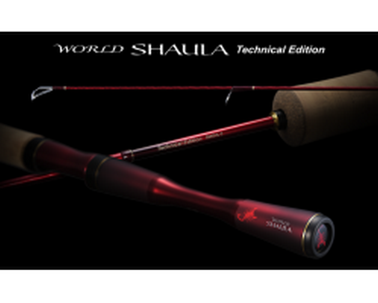 Shimano 19 World SHAULA Technical Edition S66L-2/MD